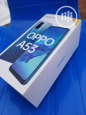 New Oppo A53 64 GB Blue | Mobile Phones for sale in Delta State, Oshimili South