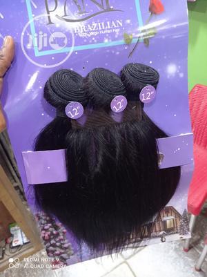 "Pani 12""Brazilian Straight   Hair Beauty for sale in Lagos State, Lekki"