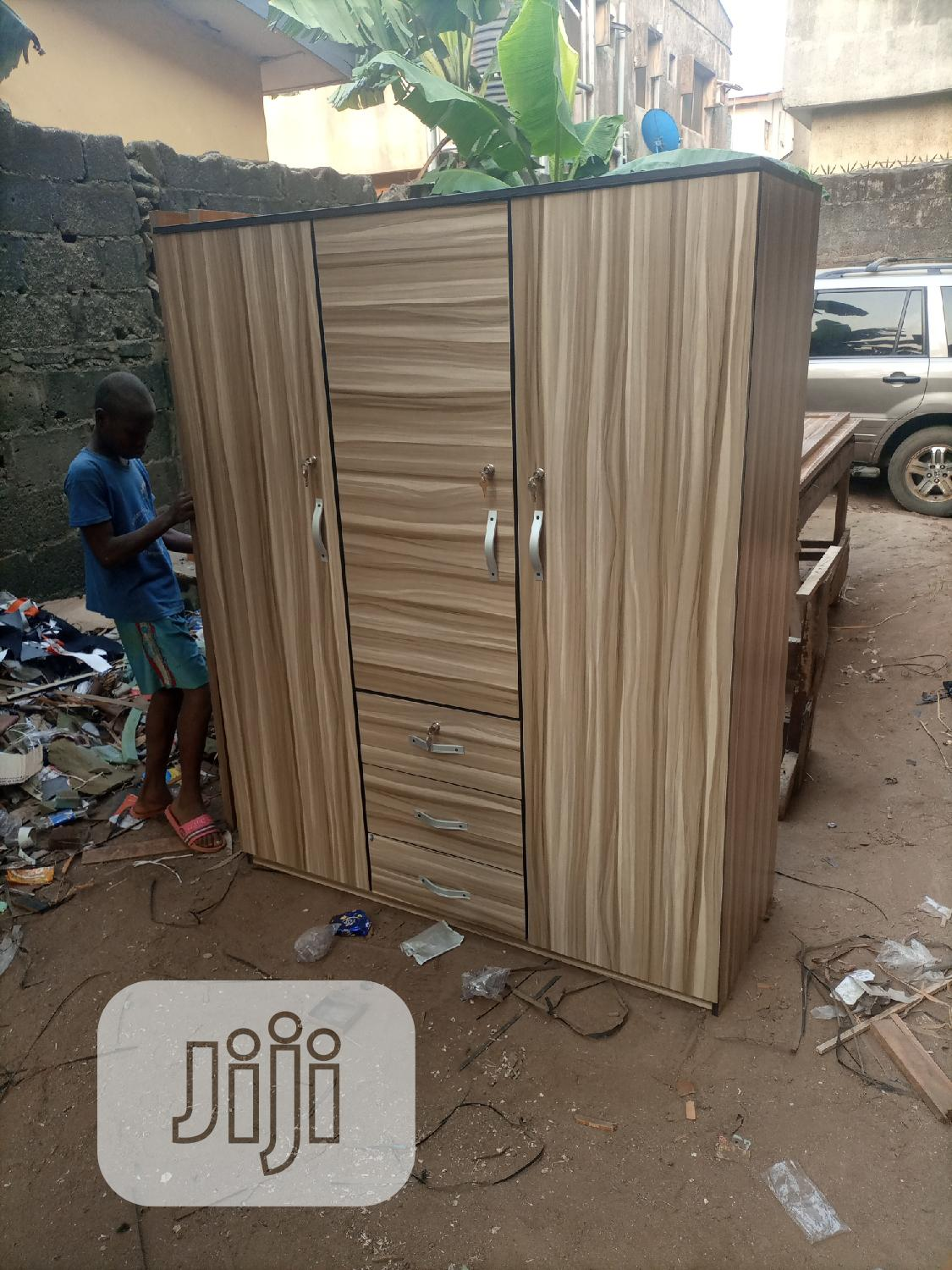 5 by 6 Wardrobe for Sale   Furniture for sale in Surulere, Lagos State, Nigeria
