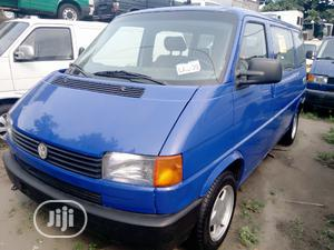 Volkswagen Transporter 2003 Blue For Sale | Buses & Microbuses for sale in Lagos State, Apapa