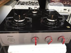 Uk Used Table Gas Cooker 3 Burners   Kitchen Appliances for sale in Lagos State, Maryland