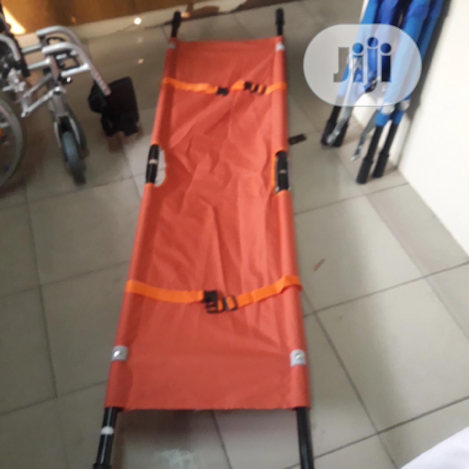 Archive: Foldable Mobile Stretcher