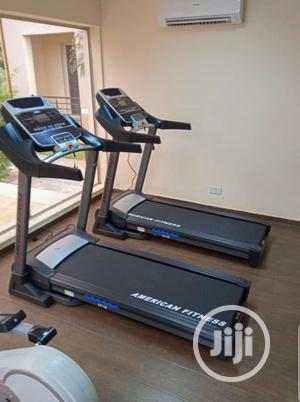 American Fitness 8hp Treadmill | Sports Equipment for sale in Lagos State, Lekki