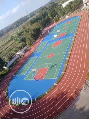 Track and Field Construction and Maintenance | Landscaping & Gardening Services for sale in Lagos State, Surulere
