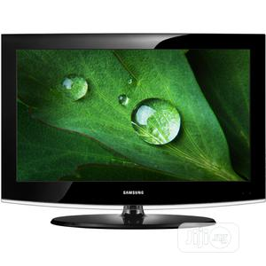 32 Inch Samsung Fairly Used Tokunbo LCD Television   TV & DVD Equipment for sale in Lagos State, Ojo