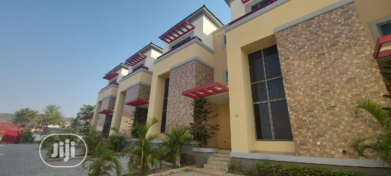 Newly Built 4bedroom Terrace Duplex With 2living Rooms Andbq