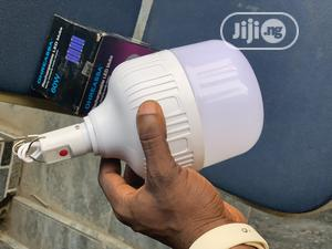 60watts USB Rechargeable Bulb Light | Solar Energy for sale in Lagos State, Ojo