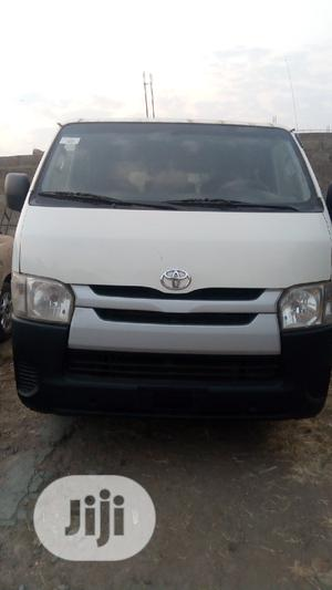 Toyota Hiace 2013 White | Buses & Microbuses for sale in Oyo State, Ogbomosho North