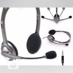 Logitech Headset Stereo H111 | Headphones for sale in Lagos State, Ikeja