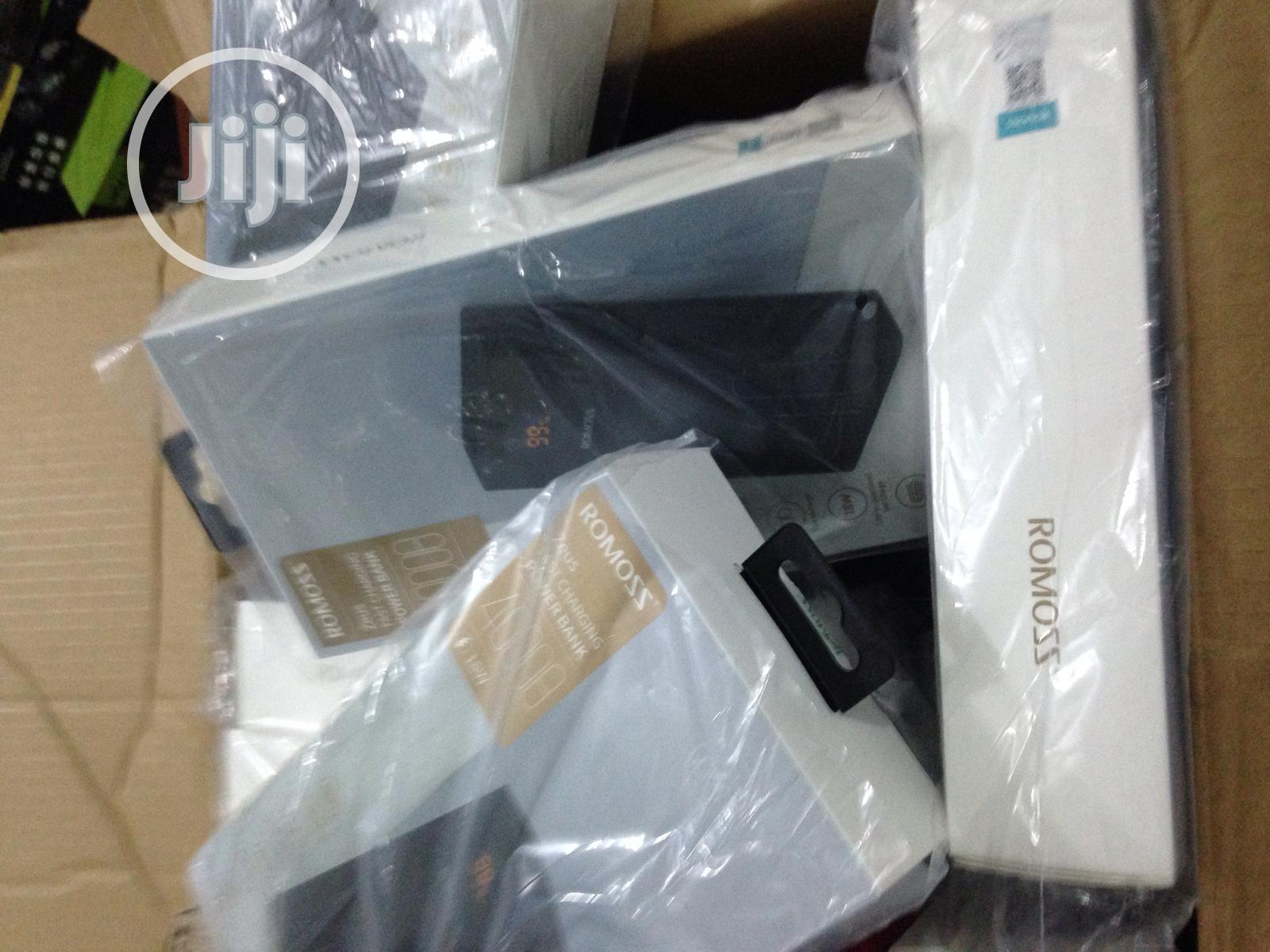 40000mah Romoss Power Bank | Accessories for Mobile Phones & Tablets for sale in Egbeda, Oyo State, Nigeria
