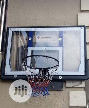 Fibre Glass Basketball Post | Sports Equipment for sale in Lagos State, Victoria Island