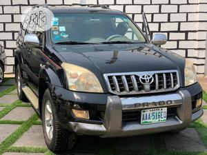 Toyota Land Cruiser Prado 2007 VX Black | Cars for sale in Lagos State, Ikeja