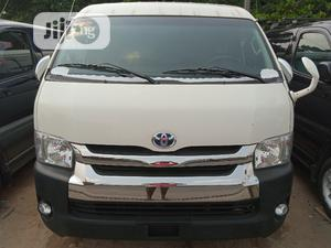 Toyota Grand Hiace 2013 White | Buses & Microbuses for sale in Lagos State, Apapa