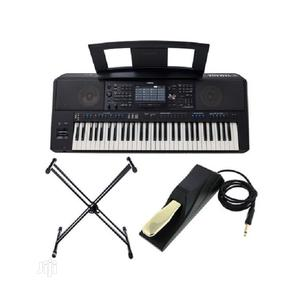 Yamaha Keyboard Psr Sx900 Complete Package   Musical Instruments & Gear for sale in Lagos State, Ojo