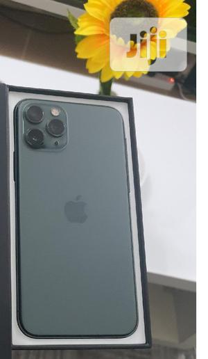 New Apple iPhone 11 Pro 256 GB Black | Mobile Phones for sale in Lagos State, Alimosho