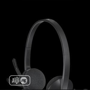 Logitech H340 USB Computer Headset | Headphones for sale in Lagos State, Ikeja