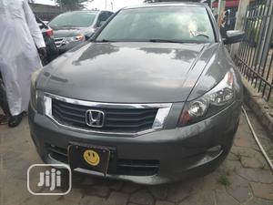 Honda Accord 2008 2.4 EX Automatic Gray | Cars for sale in Lagos State, Ajah