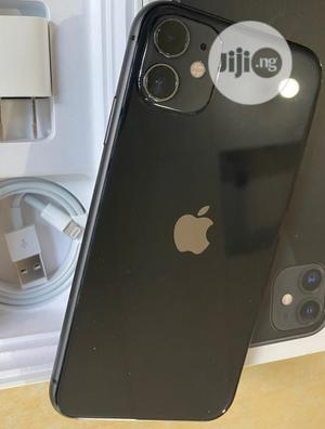 New Apple iPhone 11 64 GB Black   Mobile Phones for sale in Lagos State, Alimosho