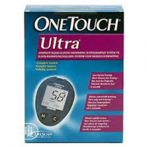 One Touch Ultra Blood Glucose Monitoring | Medical Supplies & Equipment for sale in Lagos State, Alimosho