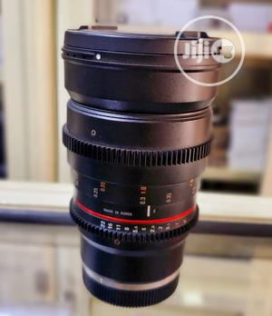 Samyang 24mm T1.5 Cine Lens for Sony E Mount | Accessories & Supplies for Electronics for sale in Lagos State, Ikeja