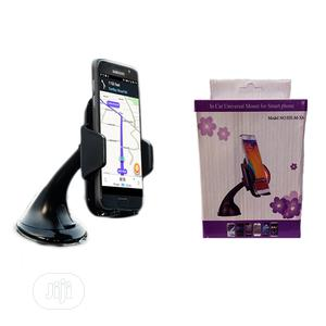 In Car Phone Stand for Smart Phones (Windscreen) | Accessories for Mobile Phones & Tablets for sale in Lagos State, Ikeja