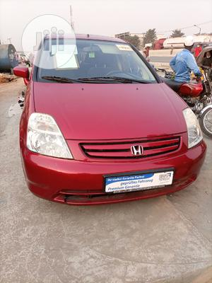 Honda Stream 2006 Red   Cars for sale in Lagos State, Isolo