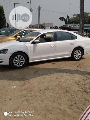Volkswagen Passat 2010 2.0 Sedan White | Cars for sale in Lagos State, Ajah