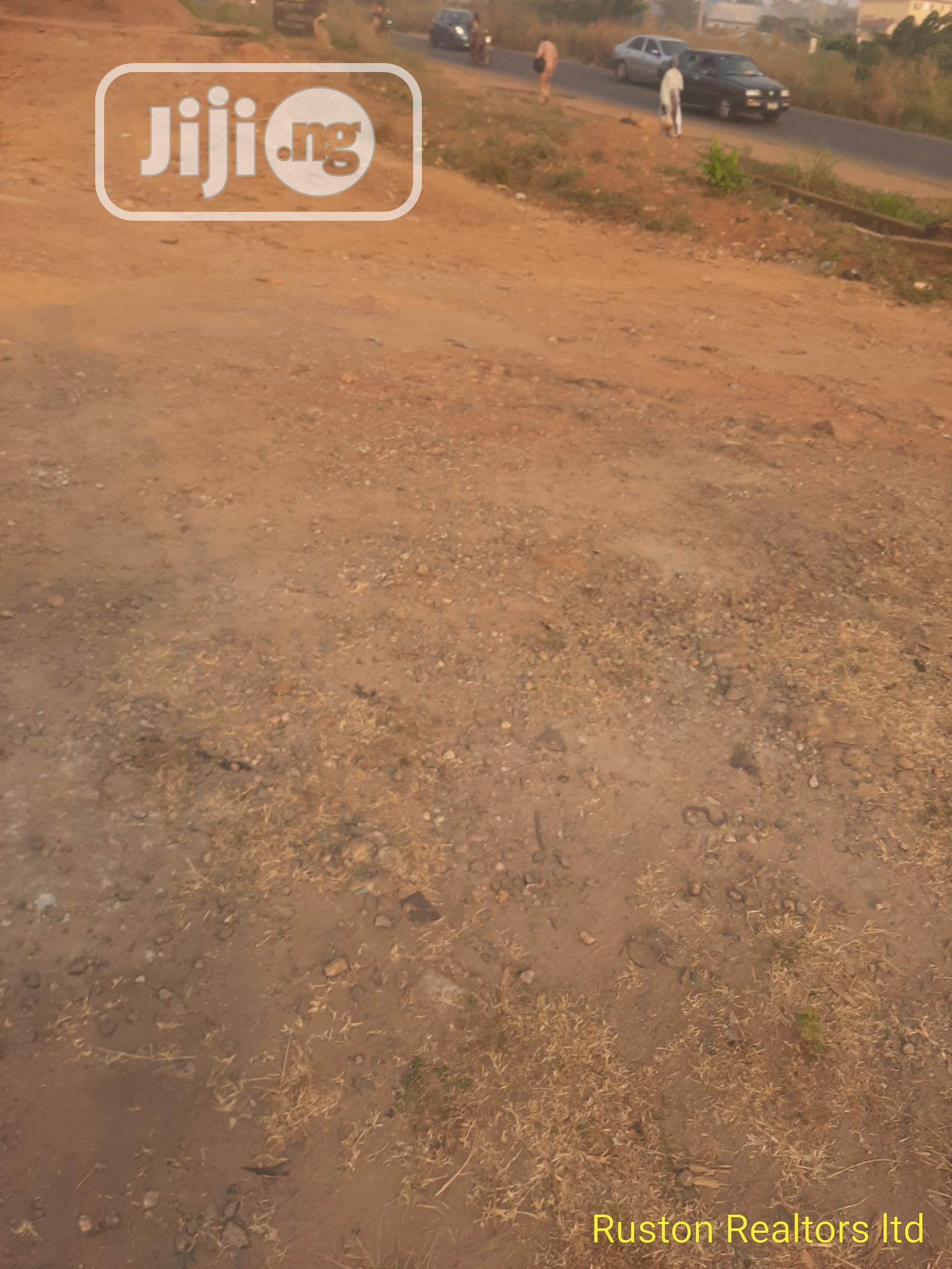 1150sm Land at Ibadan- Ife Express | Land & Plots For Sale for sale in Alakia, Ibadan, Nigeria