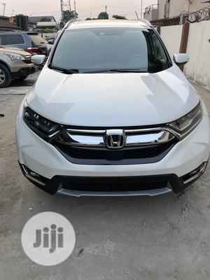 Honda CR-V 2018 Touring AWD White | Cars for sale in Lagos State, Surulere