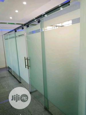 Office Glass Partition 202   Building & Trades Services for sale in Abuja (FCT) State, Garki 2
