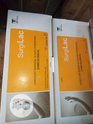 Gynecological Elbow Length Gloves Packet of 25 | Medical Supplies & Equipment for sale in Lagos State, Shomolu