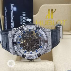 Hublot Rubber Ice Watch | Watches for sale in Lagos State, Lagos Island (Eko)