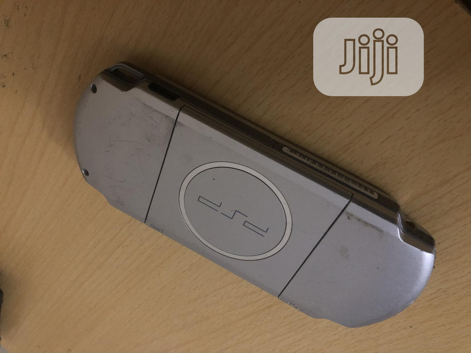 Archive: Grey Psp Portable Super Clean You Won'T Want to Miss This!