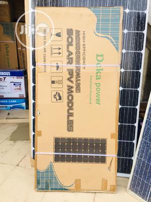150w Deka Power Mono Solar Panel | Solar Energy for sale in Lagos State, Ojo