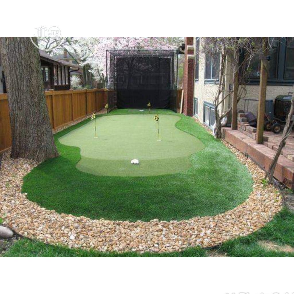 Archive: Construction Of Putt Putt Golf