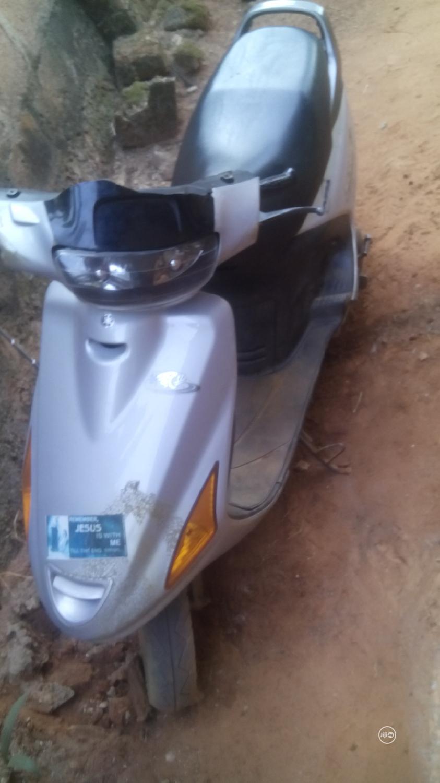 Yamaha FZ6 2010 White