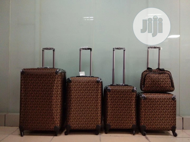 Archive: Unique Luggage Bags