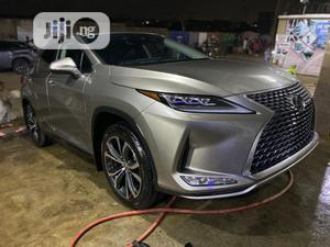 Lexus RX 2020 Gold   Cars for sale in Lagos State, Ikeja