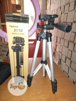 Camera and Phone Tripod High Quality 3110 | Accessories & Supplies for Electronics for sale in Lagos State, Lagos Island (Eko)