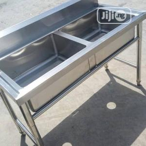 Double Sink | Restaurant & Catering Equipment for sale in Lagos State, Ajah