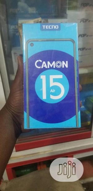 New Tecno Camon 15 Air 64 GB | Mobile Phones for sale in Oyo State, Ibadan