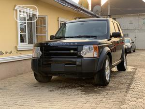 Land Rover LR3 2007 Black | Cars for sale in Abuja (FCT) State, Gwarinpa