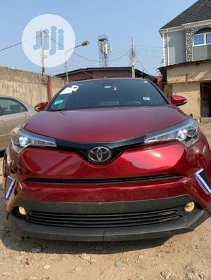 Toyota C-HR 2019 Limited FWD Red   Cars for sale in Lagos State, Isolo