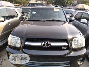 Toyota Sequoia 2006 Black | Cars for sale in Lagos State, Amuwo-Odofin