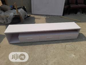 Quality Tv Stand With Hdf Wood | Furniture for sale in Lagos State, Ojo