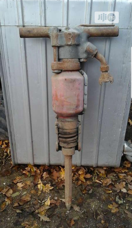 Jackhammer For Compressor