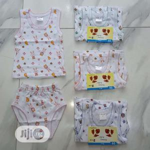Baby Singlet And Pants   Children's Clothing for sale in Lagos State, Agege