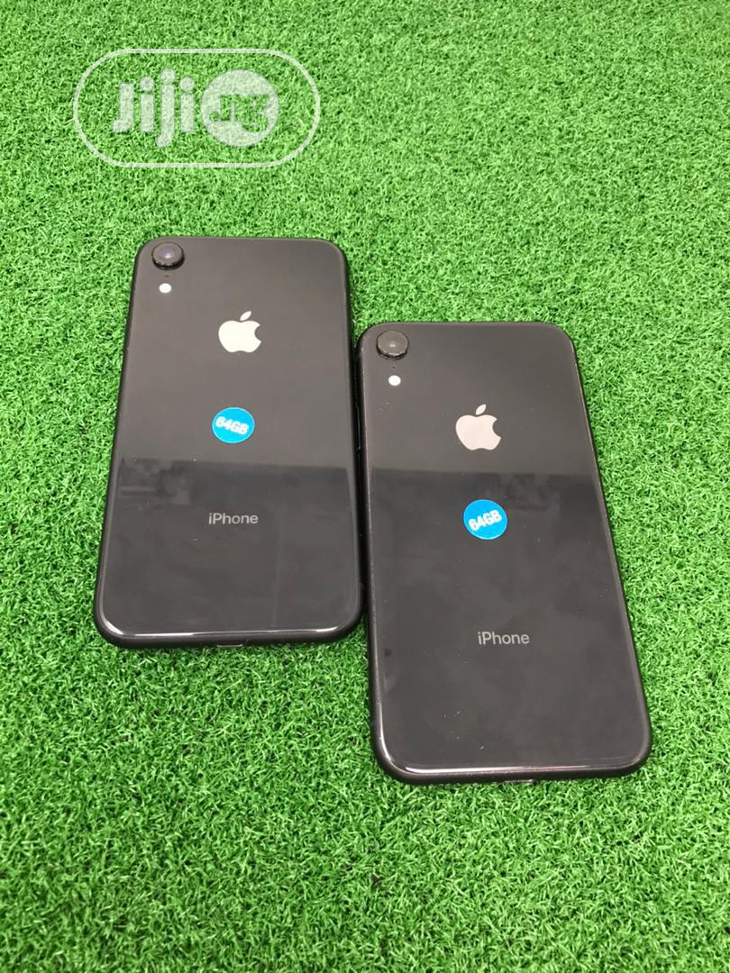 Apple iPhone XR 64 GB Black | Mobile Phones for sale in Ibadan, Oyo State, Nigeria