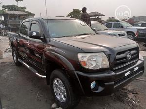 Toyota Tacoma 2007 Black | Cars for sale in Lagos State, Apapa