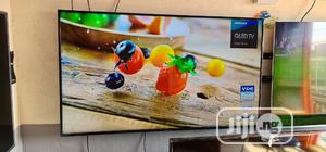 55 Inches Samsung Qled Smart UHD 4k HDR Q6F Flat Led Tv | TV & DVD Equipment for sale in Lagos State, Ojo